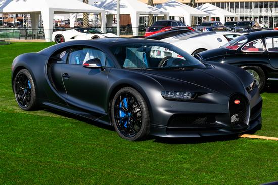 2019 Bugatti Chiron Sport 110 ANS