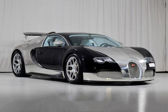 2010 Bugatti Veyron Nocturne