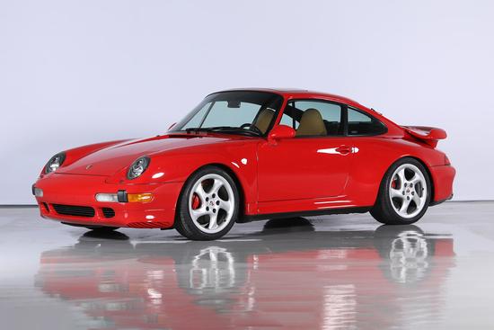 1995 Porsche 911 (993) Turbo