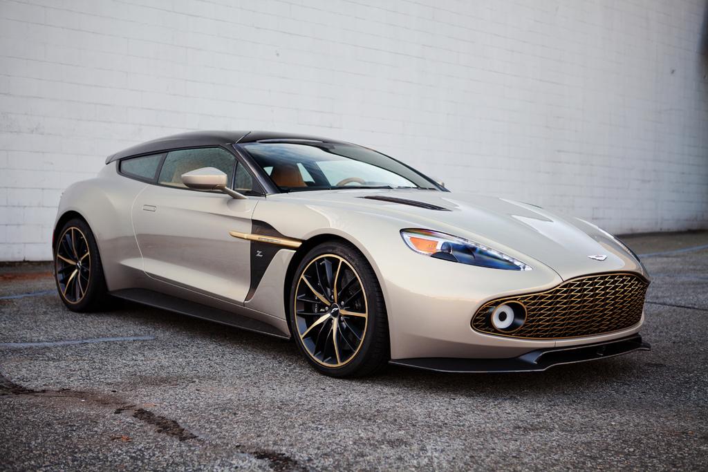 2019 Aston Martin Vanquish Zagato Shooting Brake Collector Cars Online Auctions Proxibid