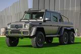 2014 Mercedes-Benz G63 6x6