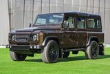 2014 Land Rover Defender Stationwagon