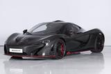 2015 McLaren P1 XP Carbon Series