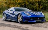 2017 Ferrari F12TDF 'Tailor Made'