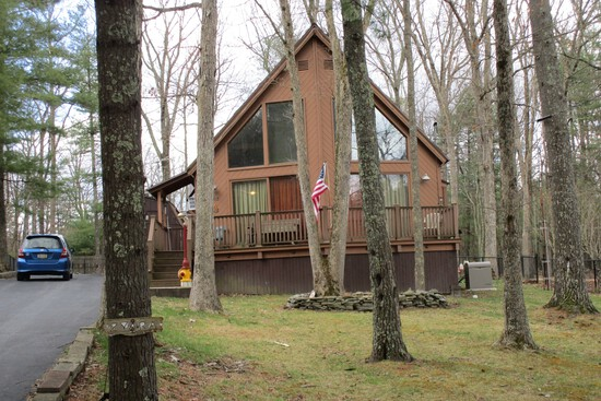Real Estate Auction in the Pocono Mountains