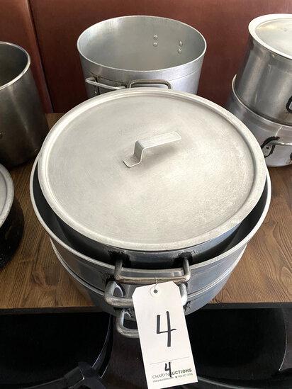 ALUMINUM BRAISING PANS