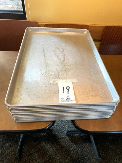 ALUMINUM SHEET CAKE PANS