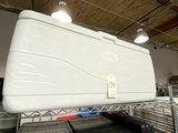 COLEMAN XTREME WHITE PLASTIC 120QT PORTABLE MARINE COOLER