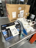 *LOT*DIGITAL LOCK, CHECK SCANNER, TEMPERATURE ALARMS & MISC
