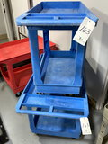 *EACH*BLUE PLASTIC ASST-SIZE BUS CARTS