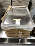 *EACH*NEW WINCO ALUMINUM HEAVY-DUTY SHEET CAKE PANS