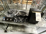 *LOT*BLACK ASST SPEAKERS