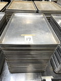*EACH*WINCO ALUMINUM HEAVY-DUTY SHEET CAKE PANS