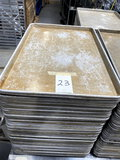 *EACH*ALUMINUM HEAVY-DUTY SHEET CAKE PANS