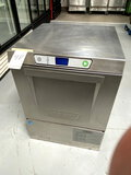 HOBART S/S UNDERCOUNTER HIGH-TEMP DISHWASHER 1PH 120/208V MOD. LXEH