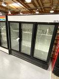 TRUE 3-GLASS DOOR COOLER MOD. GDM72