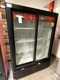 IMBERA 2-GLASS SLIDING DOOR COOLER