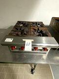 AMERICAN RANGE S/S 4-BURNER HOT PLATE