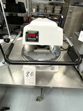 PROLUXE TORTILLA/PIZZA DOUGH PRESS MOD. DP2000