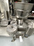 ROBOT COUPE FOOD PROCESSOR W/(10)BLADES & STAND MOD. CL60
