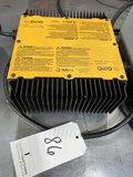 DELTA-Q TECHNOLOGIES QUIQ HF/PFC BATTERY CHARGER MOD. 913-3610-T3