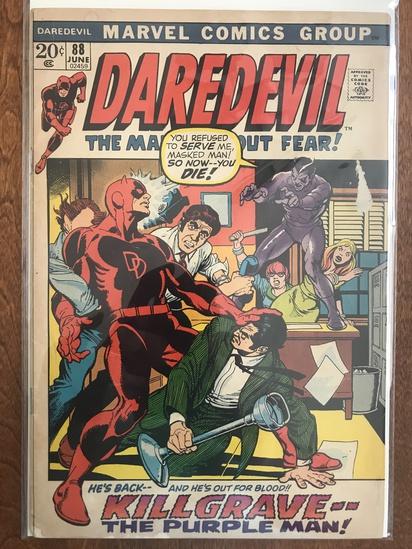 Bronze Daredevil Hulk Fantastic Four Comics & More