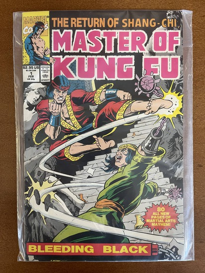 DC, Marvel and Indy Comics Auction