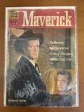 Maverick Comic #6 Dell Comics 1959 Silver Age Comic Photo Cover James Garner