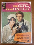 The Girl From Uncle Comic #1 Gold Key 1967 Silver Age Comic KEY 1st Issue Photo Cover TV Series