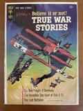 Ripleys Believe It or Not True War Stories Comic #1 Gold Key 1965 Silver Age Comic KEY 1st Issue