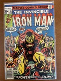The Invincible Iron Man Comic #96 Marvel Comics 1977 Bronze Age KEY 1st Appearance of the 2nd Guards