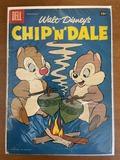 Walt Disneys Chip N Dale Comic #13 Dell Comics 1958 Silver Age Comics 10 Cent Cover
