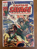 Captain Savage and His Battlefield Raiders Comic #13 Marvel Comics 1969 Silver Age