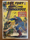 Sgt Fury and His Howling Commandos Comic #39 Marvel Comics 1967 Silver Age