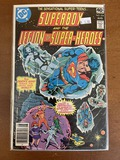 Superboy and the Legion of Super Heroes Comic #254 DC Comics 1979 Bronze Age
