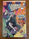 Legion of Superheroes Comic #272 DC Comics 1981 Bronze Age Dial H For Hero