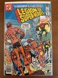Legion of Superheroes Comic #274 DC Comics 1981 Bronze Age Death of Ultra Boy