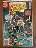 Legion of Superheroes Comic #276 DC Comics 1981 Bronze Age Lord Romours Castle