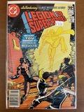 Legion of Superheroes Comic #277 DC Comics 1981 Bronze Age KEY 1st Appearance of Reflecto