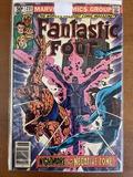 Fantastic Four Comic #231 Marvel Comics 1981 Bronze Age KEY 1st Appearance of Stygorr
