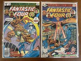 2 Issues Fantastic Four Comic #216 & #217 Marvel Comics 1980 Bronze Age Comics