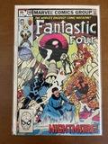 Fantastic Four Comic #248 Marvel Comics 1982 Bronze Age KEY 1st Appearance of Kristoff