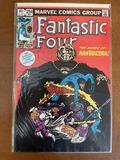 Fantastic Four Comic #254 Marvel Comics 1983 Bronze Age KEY 1st Appearance of Mantracora