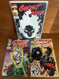 3 Issues Ghost Rider Comic #15 #24 & #30 Marvel Comics KEY 1st Glow in the Dark Cover