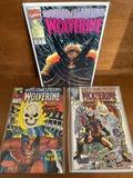 3 Issues Marvel Comics Presents #69 #70 & #89 Marvel Comics KEY 1st Interior Art in Comics by Joe Ma