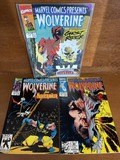 3 Issues Marvel Comics Presents #71 #97 & #102 Marvel Comics Deathwatch Nightcrawler