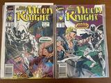 2 Issues Marc Spector Moon Knight Comic #11 & #13 Marvel Comics Disney+ Series Coming Soon