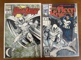 2 Issues Marc Spector Moon Knight Comic #38 & #39 Marvel Comics Disney+ Series Coming Soon