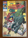Adventures in Reading Starring The Amazing Spiderman #1 Marvel Comics KEY 1st Issue