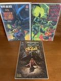 3 Graphic Novels Batman Judgement on Gotham Legends of the World's Finest & Batman: Seduction of the